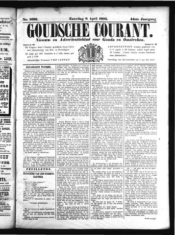 Goudsche Courant 1905-04-08