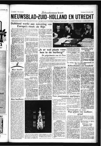 Schoonhovensche Courant 1963-12-18