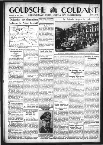 Goudsche Courant 1940-05-20