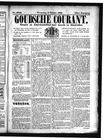Goudsche Courant 1895-10-09