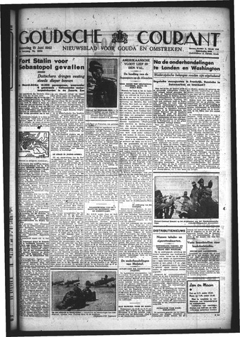 Goudsche Courant 1942-06-15