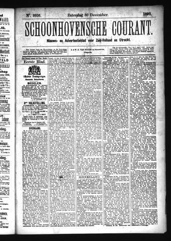 Schoonhovensche Courant 1899-12-30