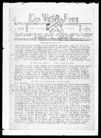 De Vrije Pers 1945-01-04