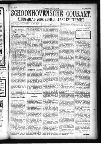 Schoonhovensche Courant 1926-05-31