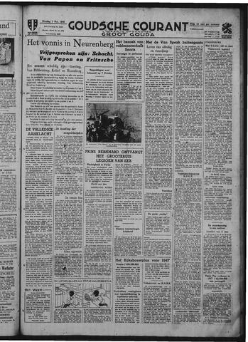 Goudsche Courant 1946-10-01