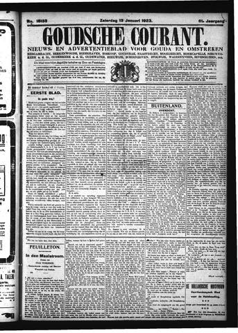 Goudsche Courant 1923-01-13