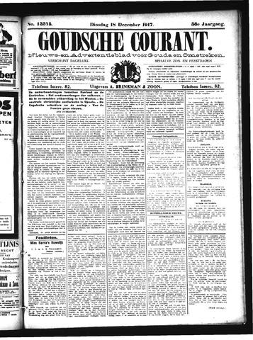 Goudsche Courant 1917-12-18