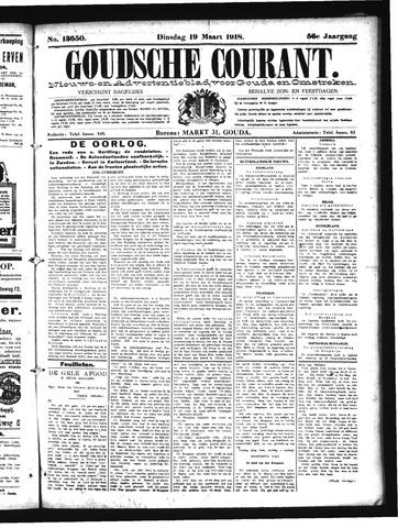 Goudsche Courant 1918-03-19