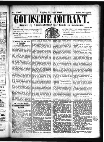 Goudsche Courant 1905-04-21
