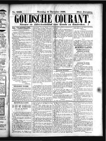 Goudsche Courant 1899-12-11