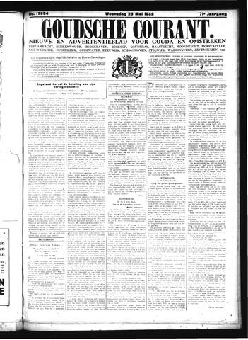 Goudsche Courant 1932-05-25