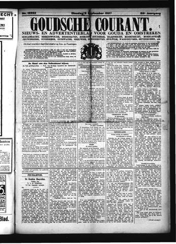 Goudsche Courant 1927-09-06