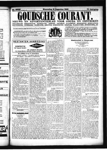 Goudsche Courant 1932-08-10