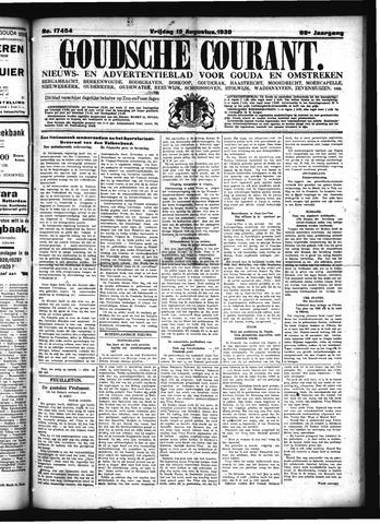 Goudsche Courant 1930-08-15