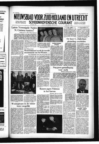 Schoonhovensche Courant 1955-12-12