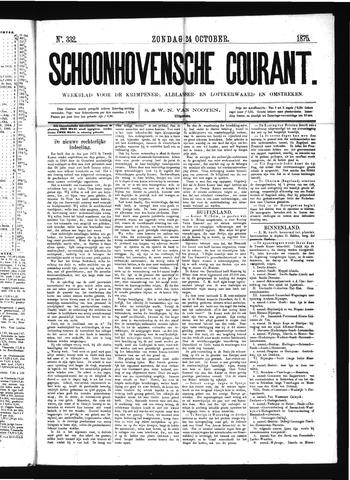 Schoonhovensche Courant 1875-10-24