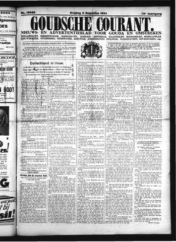 Goudsche Courant 1934-08-03