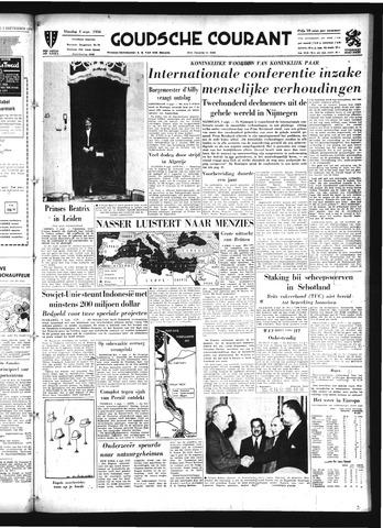 Goudsche Courant 1956-09-04
