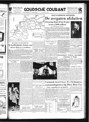 Goudsche Courant 1954-03-16