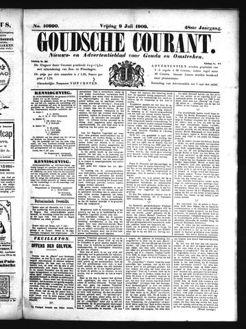 Goudsche Courant 1909-07-09