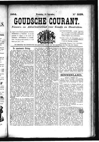 Goudsche Courant 1884-09-10