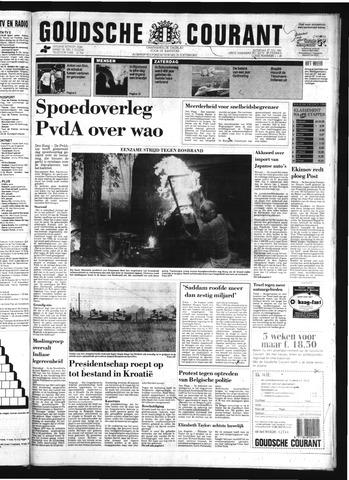 Goudsche Courant 1991-07-27
