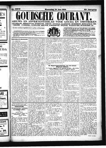Goudsche Courant 1925-06-24