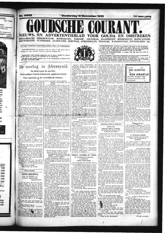 Goudsche Courant 1935-11-21