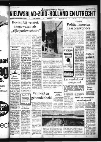 Schoonhovensche Courant 1973-01-26