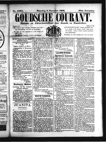 Goudsche Courant 1909-11-08