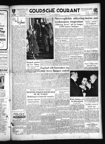 Goudsche Courant 1951-11-22