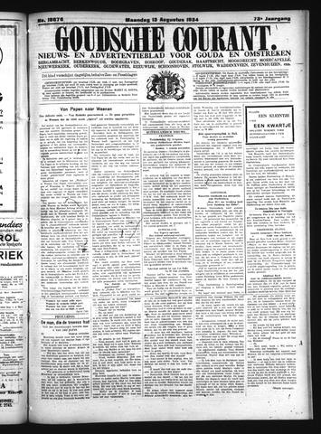 Goudsche Courant 1934-08-13