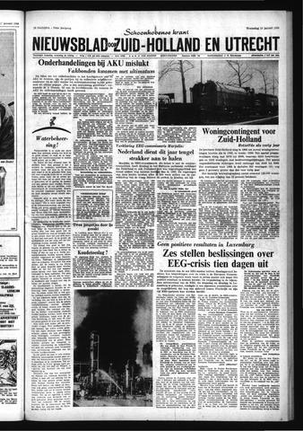 Schoonhovensche Courant 1966-01-19