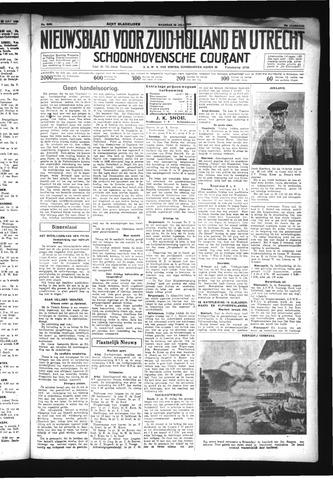 Schoonhovensche Courant 1934-07-23