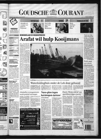 Goudsche Courant 1993-10-21