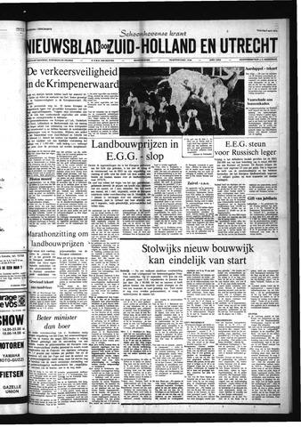 Schoonhovensche Courant 1973-04-09