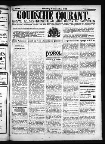 Goudsche Courant 1933-09-02