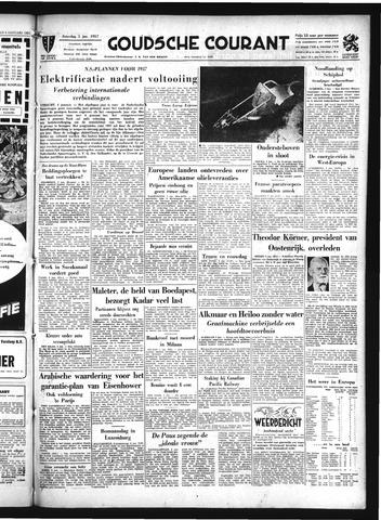 Goudsche Courant 1957-01-05