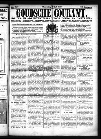 Goudsche Courant 1929-07-10