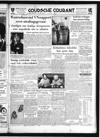 Goudsche Courant 1958-08-11