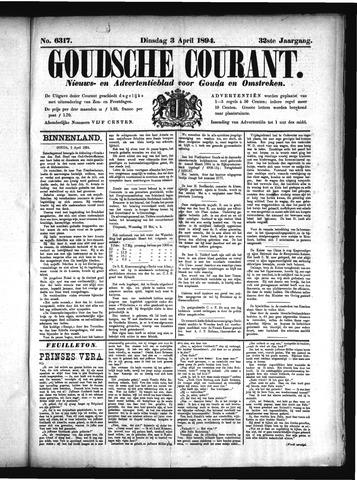 Goudsche Courant 1894-04-03