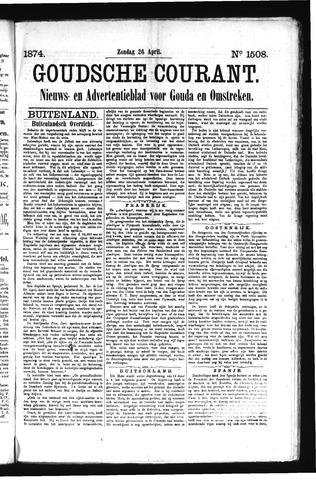 Goudsche Courant 1874-04-26