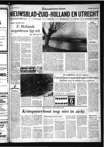 Schoonhovensche Courant 1972-11-22