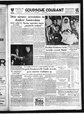 Goudsche Courant 1959-12-22