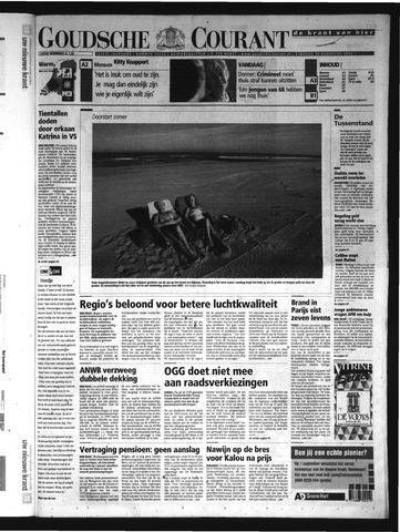 Goudsche Courant 2005-08-30