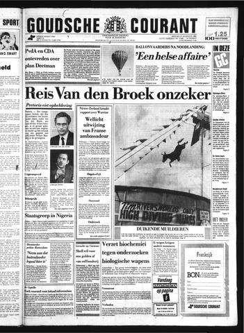 Goudsche Courant 1985-08-27