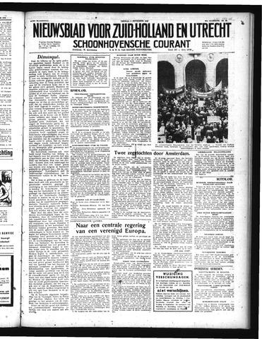 Schoonhovensche Courant 1948-09-03