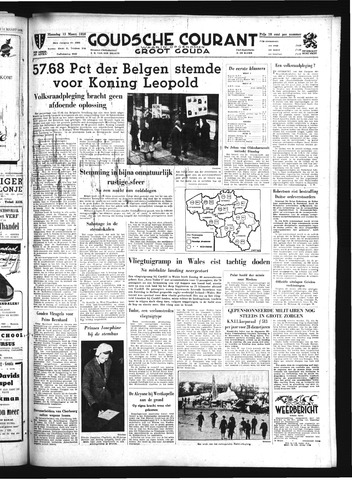 Goudsche Courant 1950-03-13
