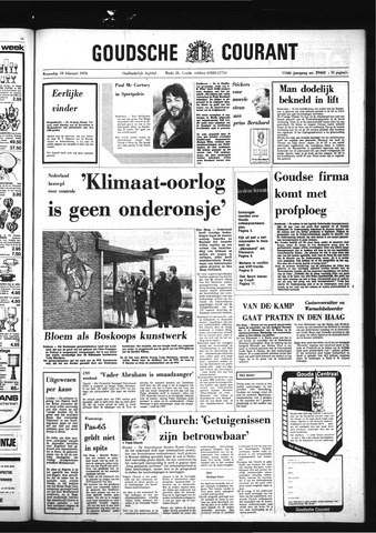Goudsche Courant 1976-02-18