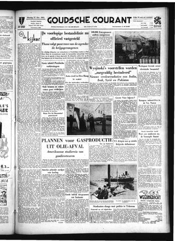 Goudsche Courant 1951-11-27